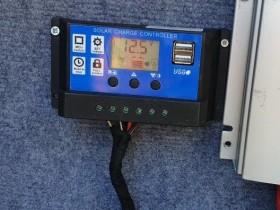 Zonnepaneel controller
